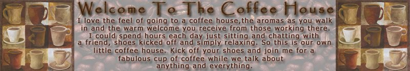 Welcome to the coffee house