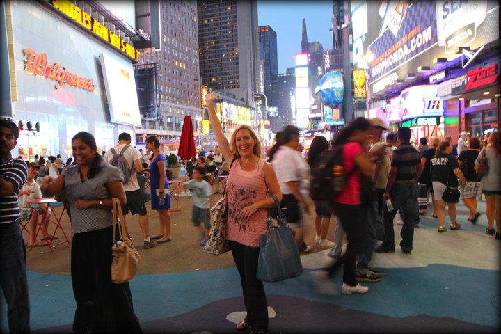 Jamie in NYC