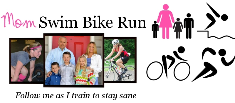 Mom Swim Bike Run